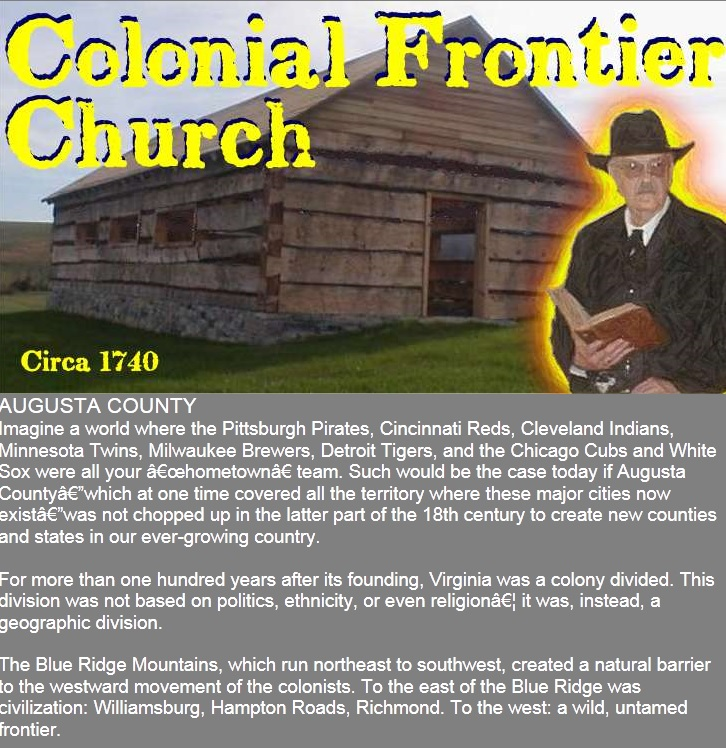 ColonialFrontierChurch.com